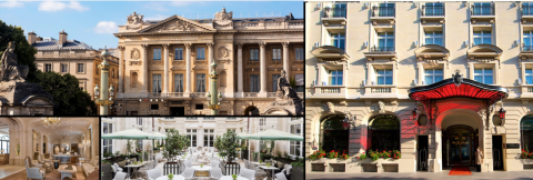Suppliers of Parisian palaces